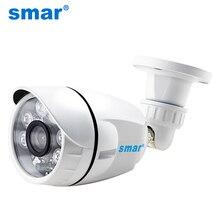 Akıllı 720P 1080P AHD kamera geniş görüş AHDH güvenlik kamera açık su geçirmez ile 36 adet kızılötesi ledler gündüz & Gece gözetleme