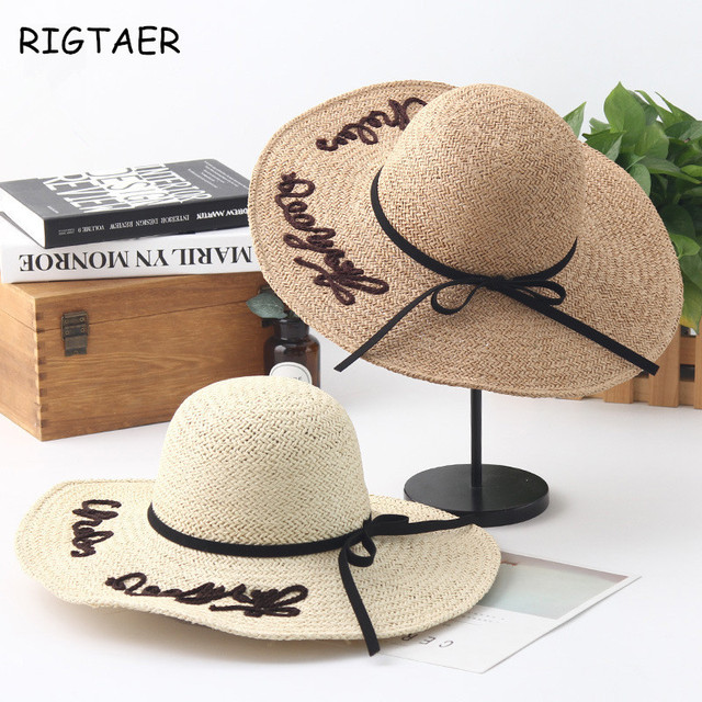 081a253d90f 2018 new summer ladies fisherman hat fashion flower sunshade foldable beach women  straw hat breathable sun protection hats caps