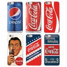 Retro Vintage Drink Beverage Coke Bottle Phone Case Cover Coque For iPhone 7Plus 7 6Plus 6 6S 5 5S SE 5C 4 4S SAMSUNG GALAXY