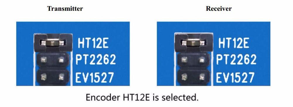 Encoder selection