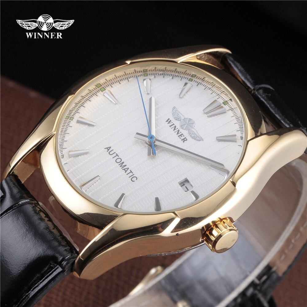 online get cheap self winding watches men automatic mechanical fashion winner watches mens self wind automatic mechanical watch auto date analog leather sport men wristwatch