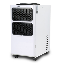 Free shipping industrial dehumidifier household villa living room basement dehumidifier dehumidifier commercial drying