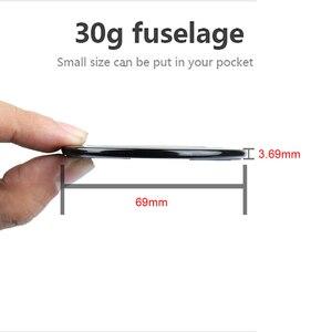 Image 5 - Imperméable à leau Rapide Qi Sans Fil Chargeur De Charge Pour iPhone 11 Pro 8 Plus X XS Samsung Galaxy S9 Plus S8 10W Chargeur À Induction