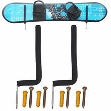 Сноуборд настенный стеллаж для хранения сноуборда настенное крепление-см 20 см высокая посадка большинство досок