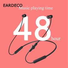 EARDECO ספורט אלחוטי אוזניות כבד בס Bluetooth אוזניות אוזניות עבור טלפון אלחוטי אוזניות אוזניות עם מיקרופון מוסיקה
