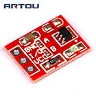 50PCS NEW TTP223 Touch Button Sensor Module Capacitor type Single Channel Self Locking Touch Switch Sensor