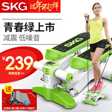 Skg stepper multifunctional foot machine stovepipe slimming fitness equipment mute household treadmill
