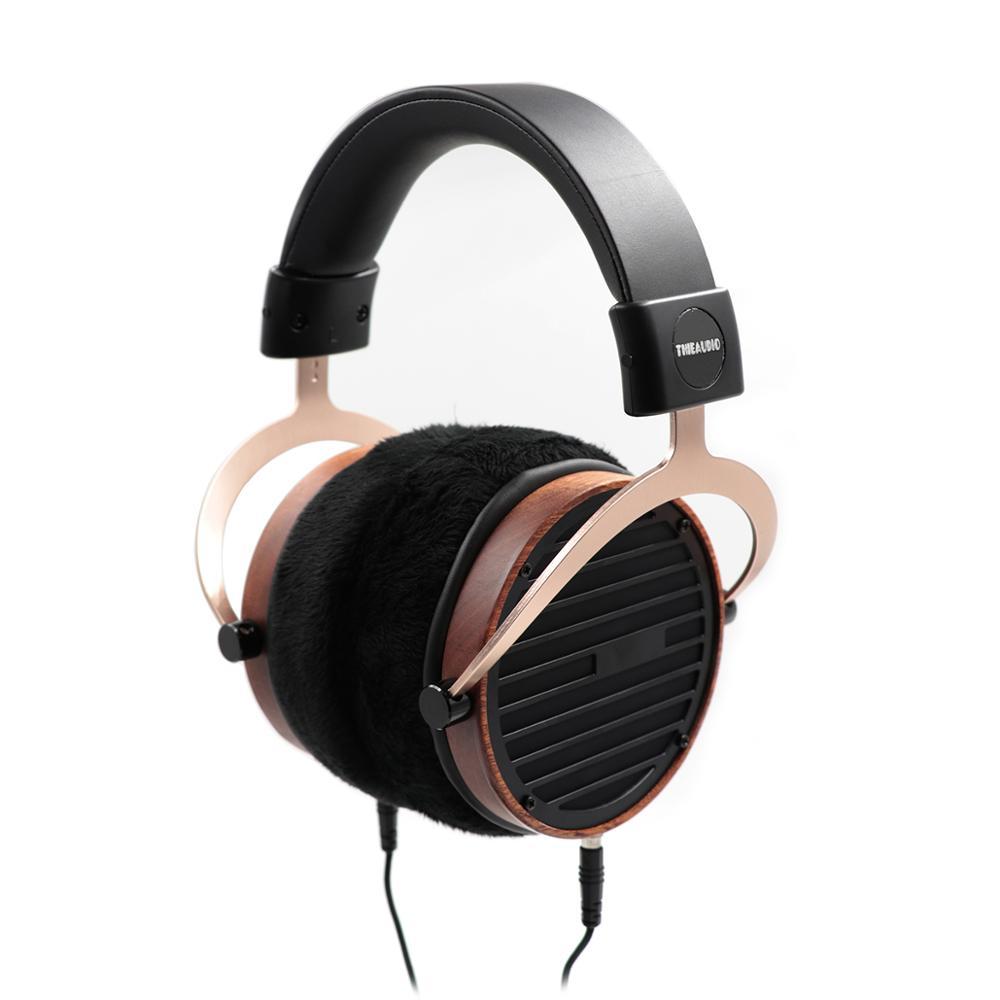 Thieaudio Phantom Planar Magnetic Open Back Headphone Orthodynamic 101mm Ultra light Composite Diaphragm High Quality Earphones