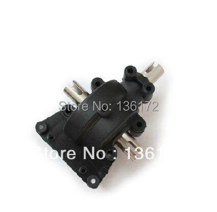 цена на Henglong 3850-3 1:10 R/C  Nitro Turbulent Elders truck parts front  Differential gear box free shipping