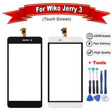 Для Wiko Jerry 3 сенсорная панель гарантия стеклянная панель для BQ BQ-5522 BQ5522 BQ 5522 Замена следующего экрана