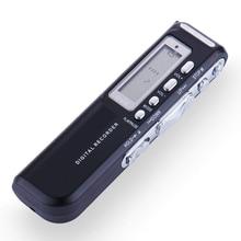 8 Гб Голосовая активация портативный рекордер MP3 плеер Телефон аудио запись Цифровой диктофон Диктофон