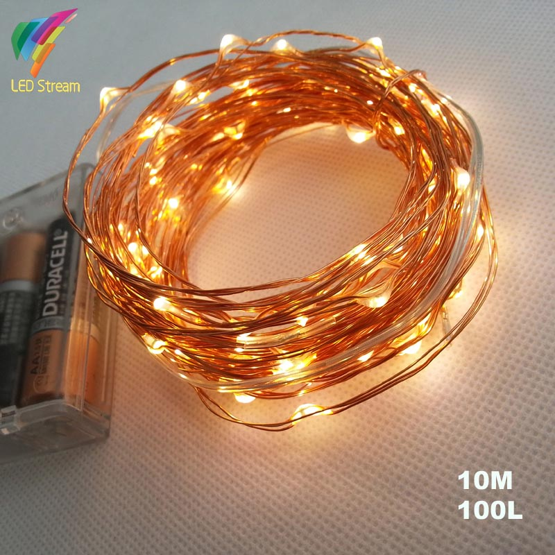 Battery Operated String Lights In Bulk : Online Buy Wholesale fairy lights from China fairy lights Wholesalers Aliexpress.com