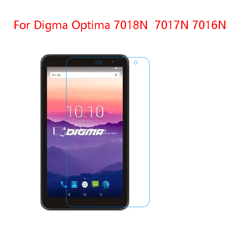 For Digma Optima 7018N  7017N 7016N New Functional Type  Anti-fall, Impact Resistance, Nano TPU Flexible Screen Protection Film