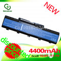 Golooloo 4400 mAh batería Del Ordenador Portátil Para EMACHINE D525 D725 E-625 E525 E527 E625 E627 G627 G725 e725-5750 GATEWAY NV52 NV53 NUEVA