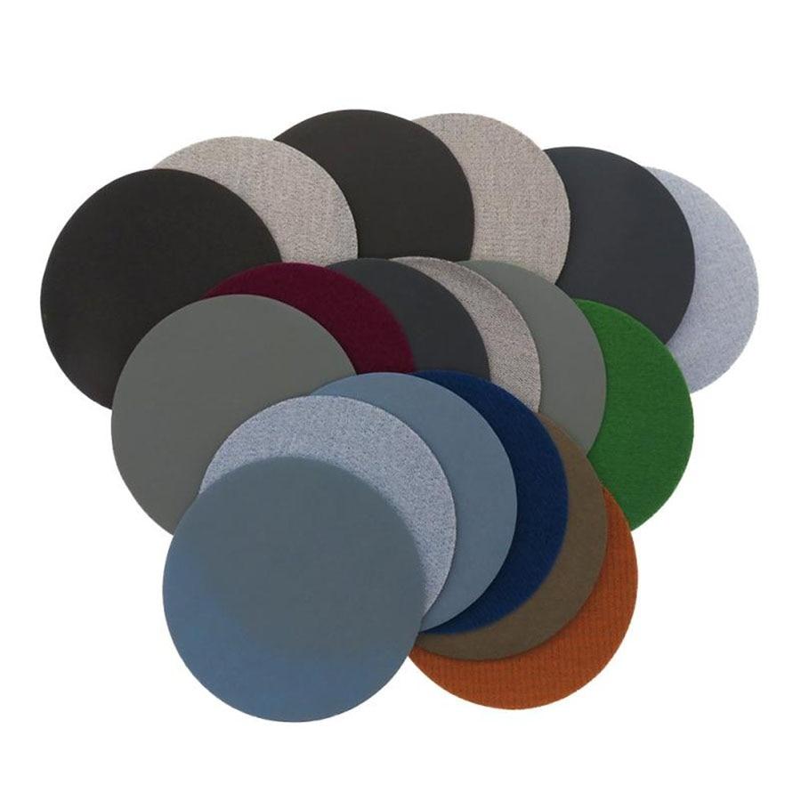 25mm 500Pcs 1Inch 800Grit Sander Disc Hook /& Loop Round Abrasive Dry Sandpaper