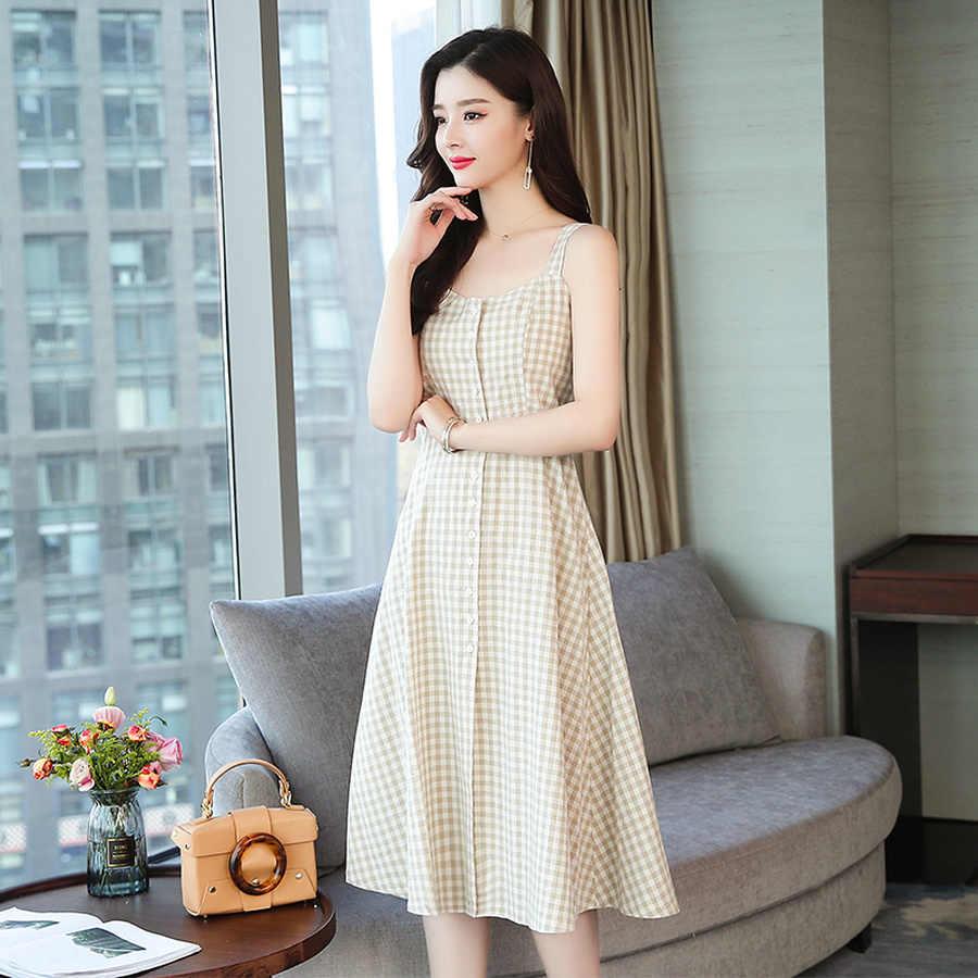 Летнее винтажное плюс размер клетчатое миди Клубное платье 2019 корейское элегантное женское облегающее платье для вечеринки сексуальное платье с коротким рукавом для подиума Vestido