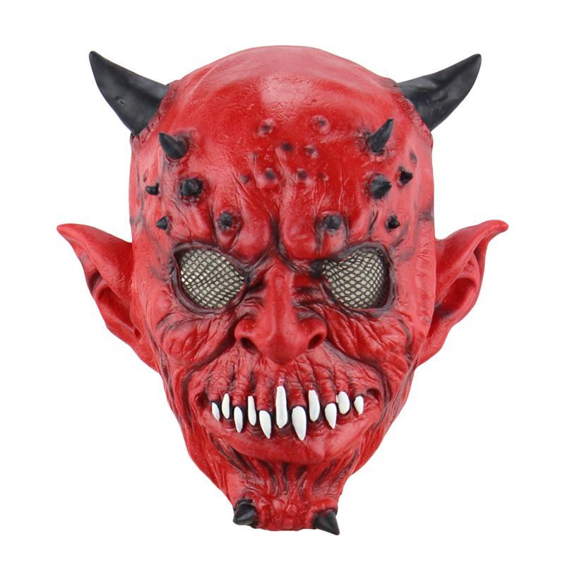 Картинка страшной маски