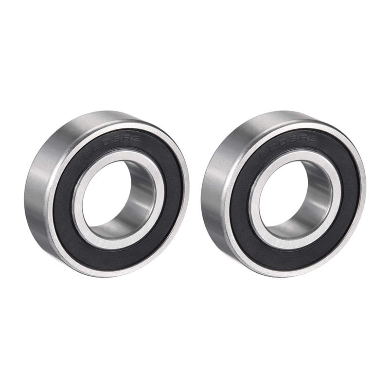 6205RS  6205ZZ Deep Groove Ball Bearing Double Sealed 25mm X 52mm X 15mm Bearing Steel Bearings (Pack Of 2)