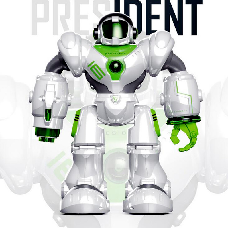 LEORY Remote Control Voice Control Robot Toys For Children Education RC Intelligent Humanoide Robotica Combat Fight With USB
