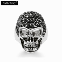 Free Shipping Lovers Birthday Gift Ts Jewelry Ring Tr1705 051 11 Rebel At Heart Collection 2014