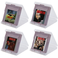 Video Game Cartridge 16 Bit Game Console Card Residen Evil Series English Language Version Edition