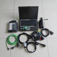 mb star c4 sd connect with for dell d630 laptop 2020.09 newest software 320gb hdd full set ready to use diagnostic tool