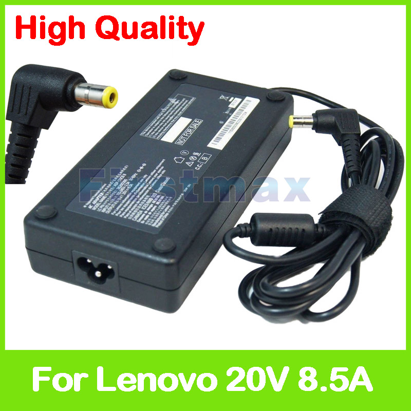 Slim 20V 8.5A laptop ac adapter charger for Lenovo ThinkPad W700 W710 42T5288 42T5289 42T5284 42T5285 42T5286 42T5287 36200390 цена и фото