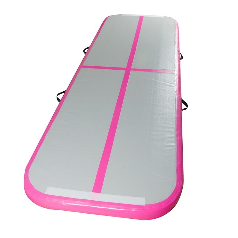 Inflatable Taekwondo Cushion Balance Beam Cushion Training Mattress Air Floor Tumbling Gymnastics Mat Trick Pad Tool