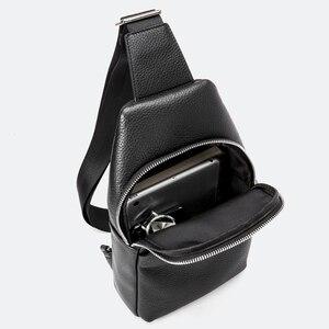 Image 5 - Xiaomi Borst Rugzak Mi Lederen Tas Mode Draagbare Toevallige 190*80*320Mm Mannen Suède Reizen schoudertassen Voor Mannen