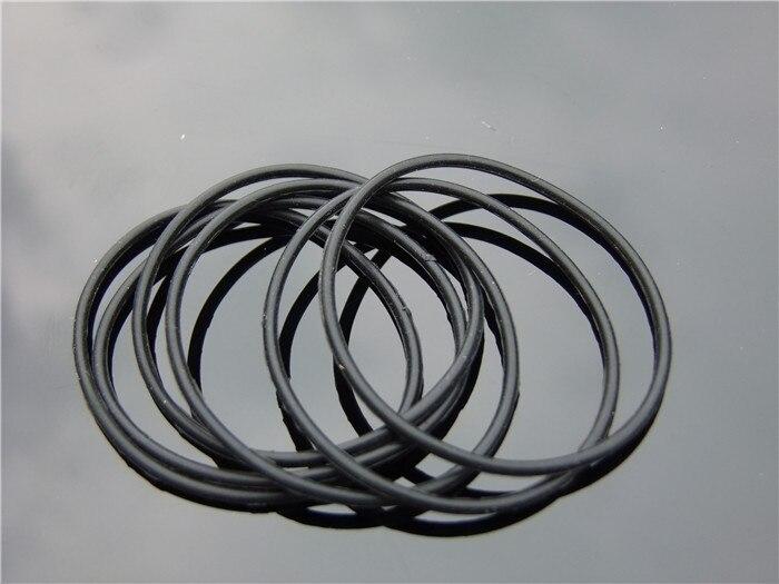 Черный резиновый ремень для вождения, диаметр 2 мм, 10 шт./упак. K909, резиновое кольцо для самостоятельного изготовления моделей|round belts|rubber drive beltsrubber belt transmission | АлиЭкспресс
