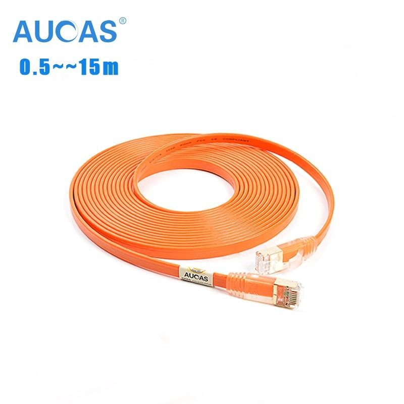 Viteză mare 0.5m 1m 2m 3m 5m 8m 10m 15m Internet LAN Ethernet cablu - Cabluri și conectori pentru PC