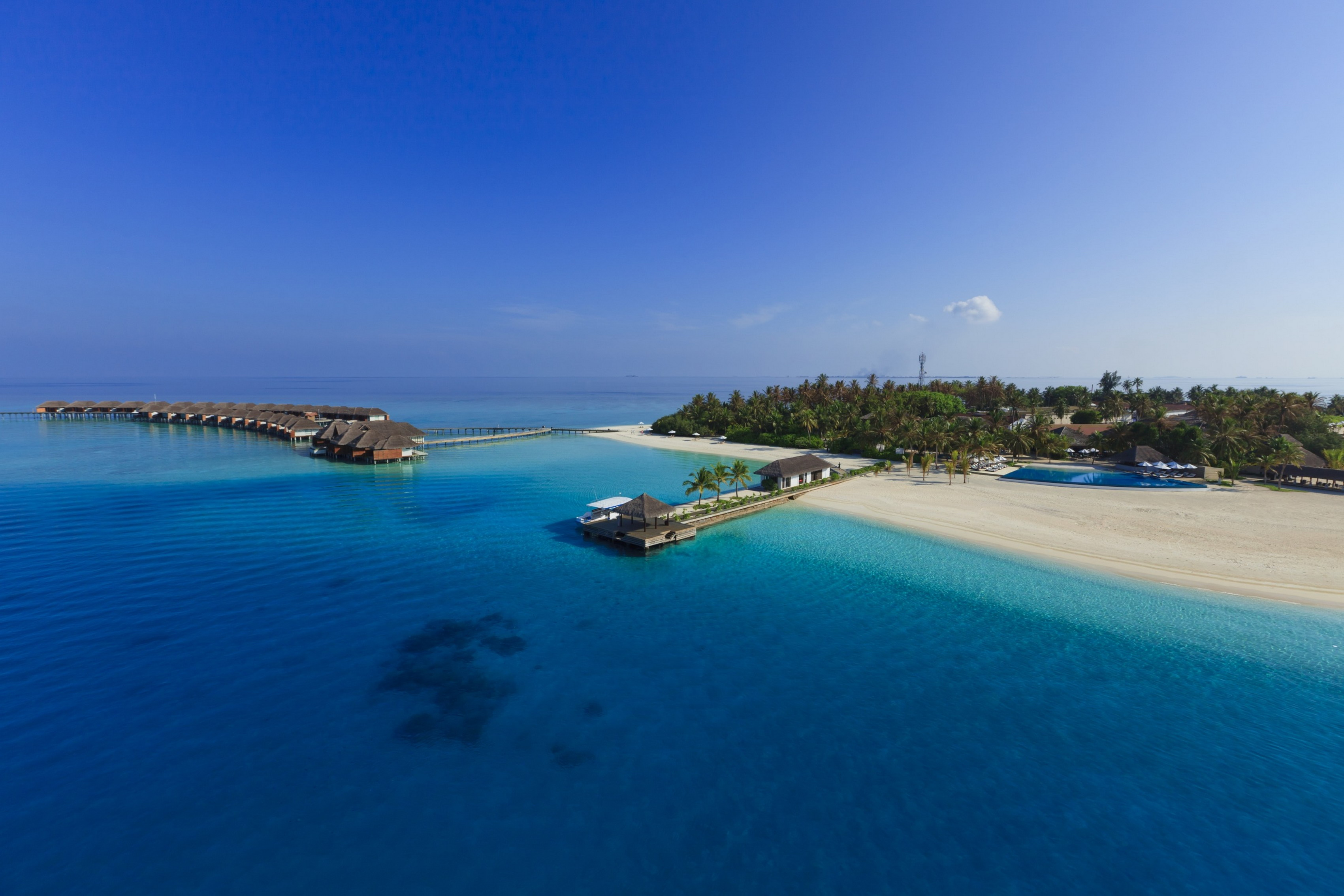 decorao de casa linda incrvel bangals sobre palafitas sobre o mar maldivas ilha paradisaca tecido de