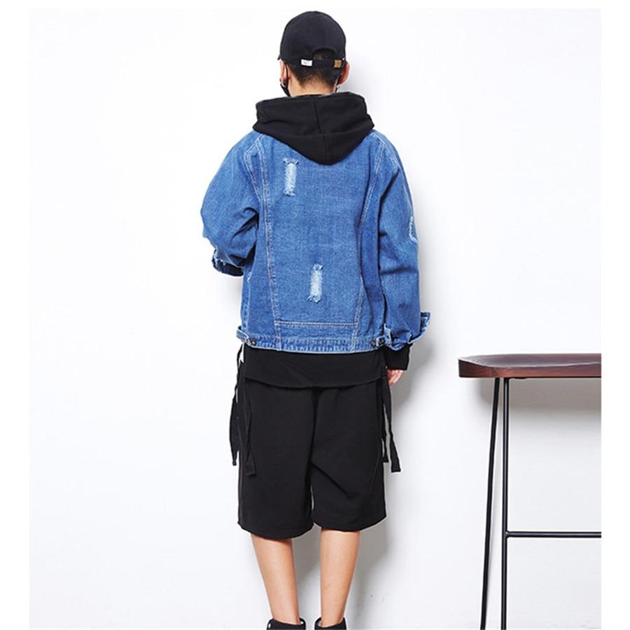 2017 En Veste Mode Casual Hommes Jean Printemps Jeans qqTwISB1