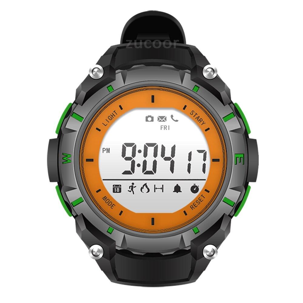 Men Smart Watch Waterproof Swim Original ZW75 Wristwatch Smartwatch Pedometer Sport Activity For iOS Android Xiaomi