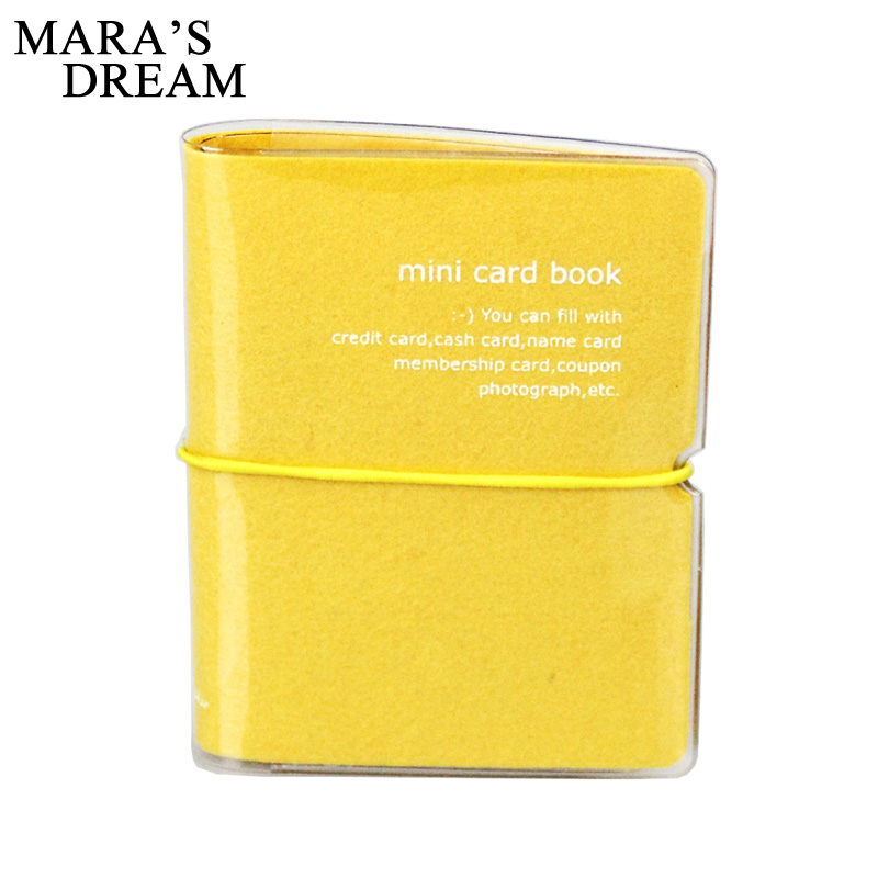 Mara's Dream New Fashion Men & Women Credit Card Holder/Case card holder Wallet Candy Color Business Cards Bag ID Holders 2008 donruss sports legends 114 hope solo women s soccer cards rookie card