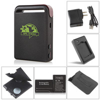 TK102 4 Band Mini Car GPS Tracker GSM GPRS Tracking Device For Vehicle Person Kids Pet