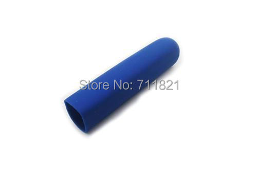 Emergency Brake Handle Silicon Protection Wrap Blue For VW