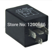 цена на Automotive 12V 5 Pin Time Delay Relay SPDT 10 second delay