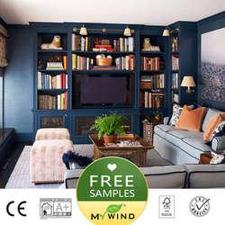 2019 MIJN WIND Luxe Behang abACA grasscloth 3D wallpapers ontwerpen europese vintage muur papers home decor decoratieve muurschildering