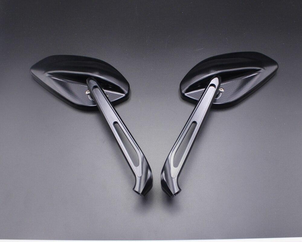 DIY CNC Aluminum Motorcycle Rearview Mirror Cutting Case for DUCATI Diavel Diavel Carbon Diavel Titaninm