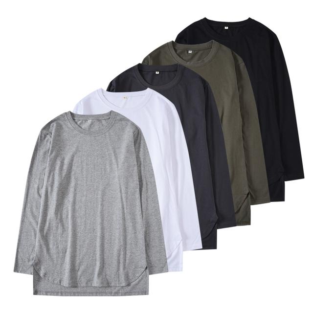 Extend hip hop street T-shirt men summer short sleeves oversize T-shirt