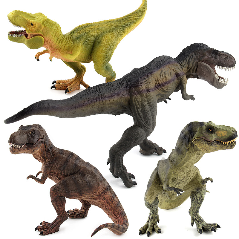 Animal Model Tyrannosaurs Dinosaurs Model Toys Animal Tyrannosaurus Rex Figures Action Figures Toy For Children Gifts easyway zoo mini wild animals action figures set figurines kids toys for children wildlife toys simulation animal model toy bear