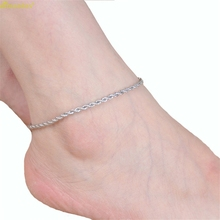 HOT Brand Women Beach Barefoot Sandal Foot Jewelry Anklet Chain
