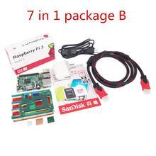 2016 Последние versoin оригинальный Raspberry Pi 3 Модель B поддерживает Wi-Fi и Bluetooth элемент 14 Версия