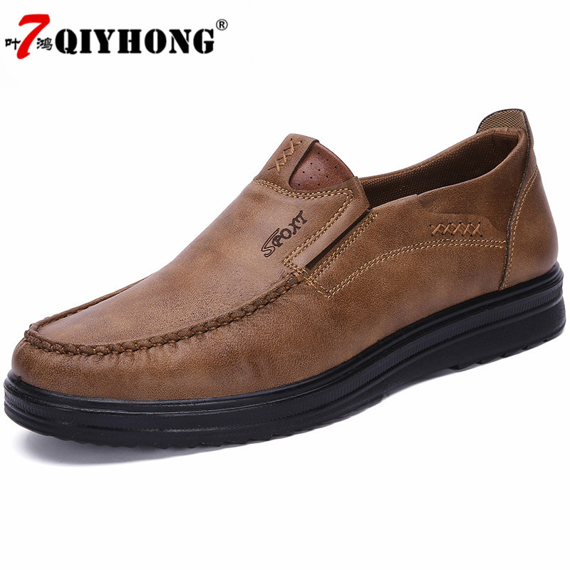 Big Size 38-48 Men's Shoes Comfortable Men Casual Shoes Canvas Shoes Breathable Loafers Slip-on Footwear Walking Driving Shoes