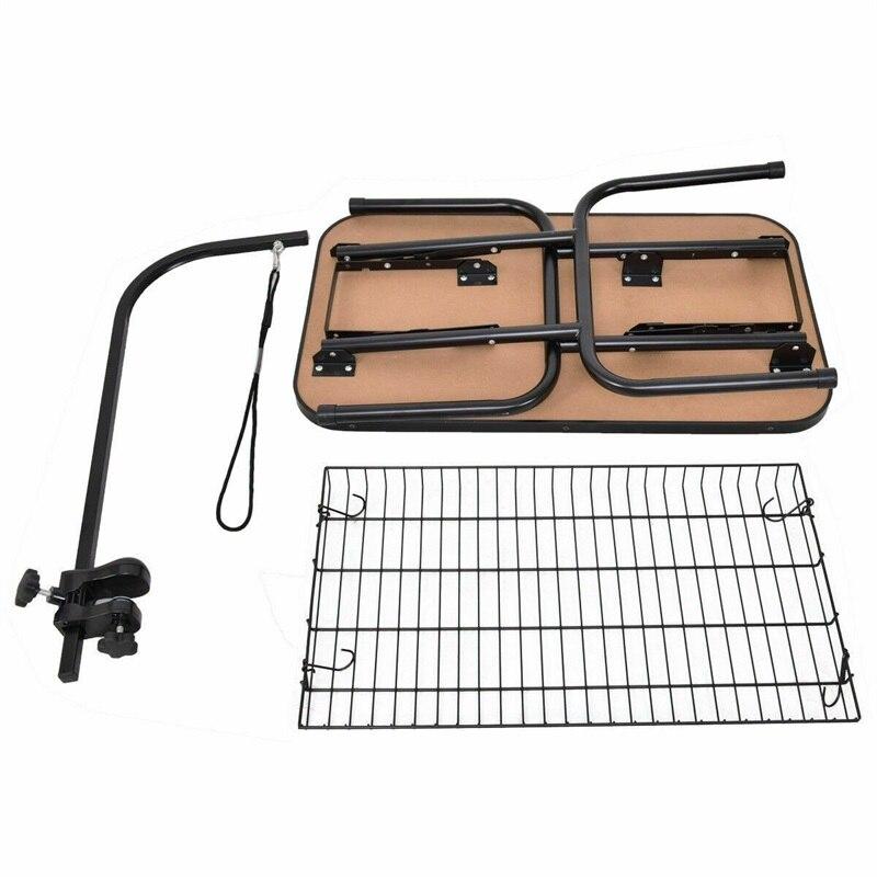 32 стол для ухода за домашними животными прочный складной резиновый Топ PS6895 - 4