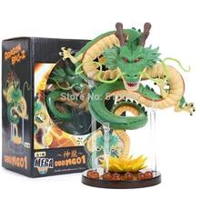 Anime Cartoon Dragon Ball Z ShenRon ShenLong PVC Action Figure Collectible Model Toy 14cm