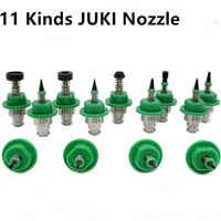 11 sortes usine vente directe smt Juki série buse JUKI buse noyau 500,501,502,503,504,505,506,507,508,510, 511 juki buse