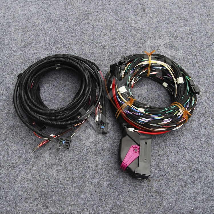 フォルクスワーゲン Vw パサート B8 バリアント Dynaudio インストールワイヤーケーブル 1 セット