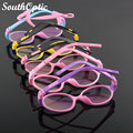 2015 Safe Kids Eyewear Children Eyeglasses Optical Frame Brand Design Cute baby Student Healthy Non-toxic Glasses Frames 522